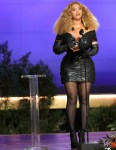 Beyonce Wore Schiaparelli Haute Couture To The 2021 Grammy Awards