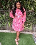 Mindy Kaling Springs Forward In Erdem