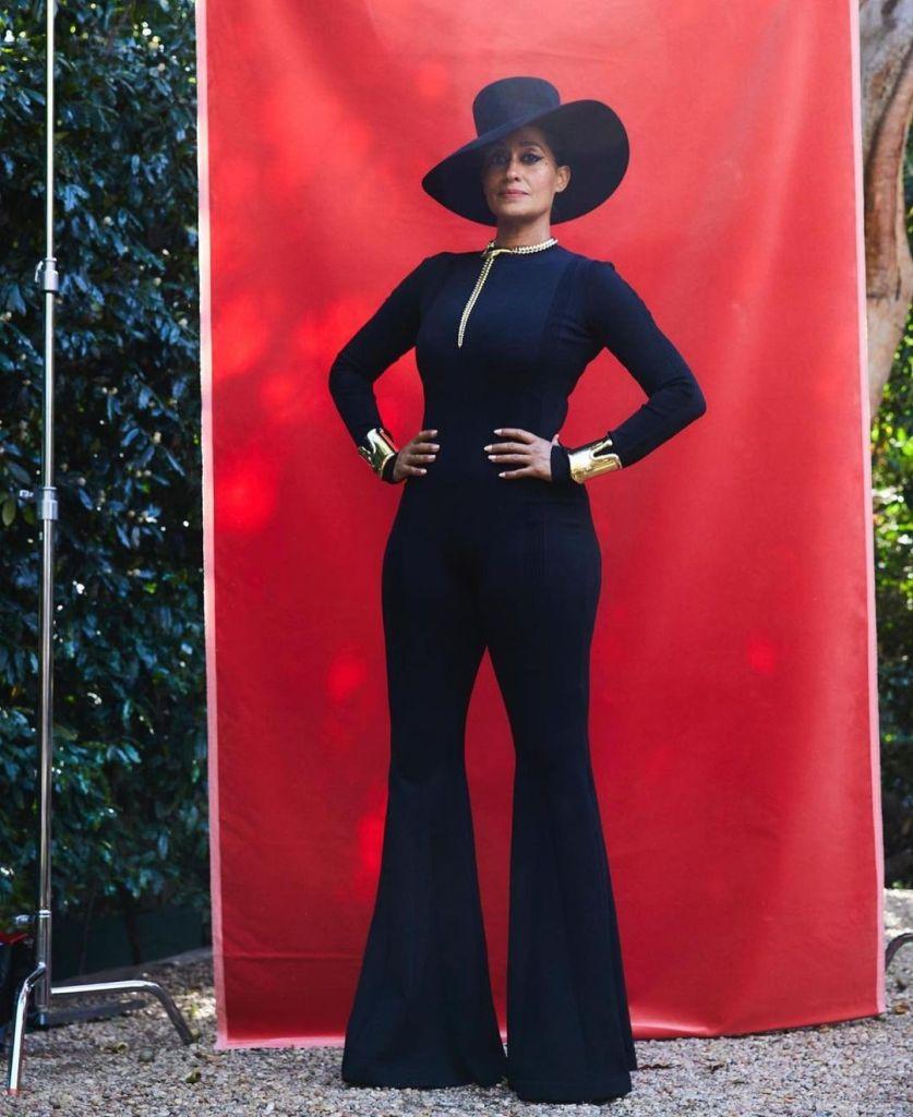 Tracee Ellis Ross Wore Alberta Ferretti To The 2021 NAACP Image Awards