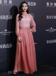 Angelababy 杨颖 Wore Christian Dior To The 2021 Harper's Bazaar ICONS Party