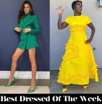 Best Dressed Of The Week Zendaya In Pertegaz & Viola Davis In Greta Constantine
