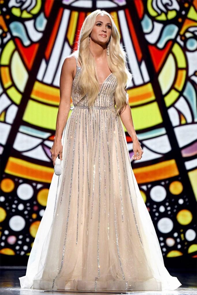 Carrie Underwood  2021 AMC Awards