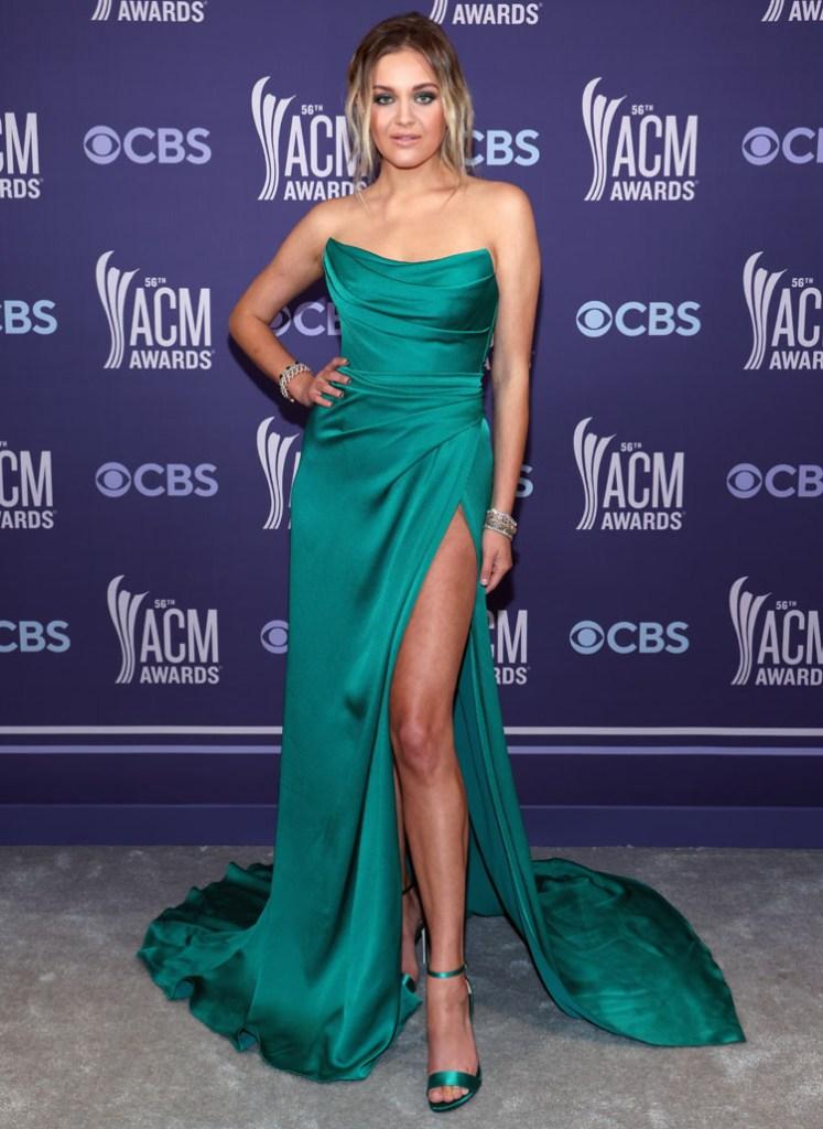 Kelsea Ballerini Dolce & Gabbana 2021 ACM Awards