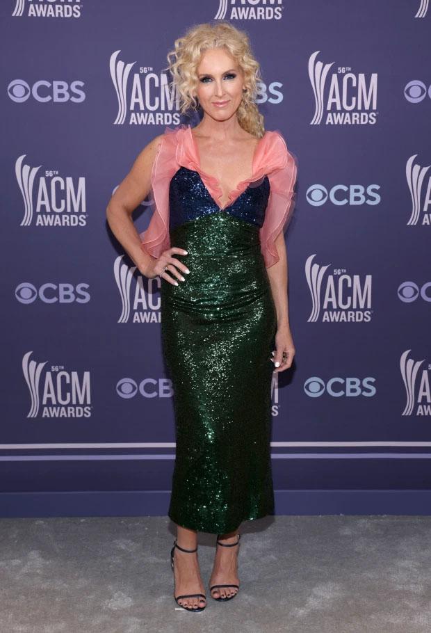 Kimberly Schlapman Carolina Herrera 2021 ACM Awards
