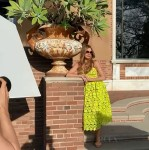 Sofia Vergara Wore Self-Portrait For Her Foster Grant Photo Shoot