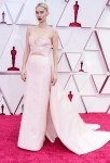 Vanessa Kirby Wore Gucci To The 2021 Oscars