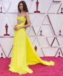 Zendaya Wore Valentino Haute Couture To The 2021 Oscars