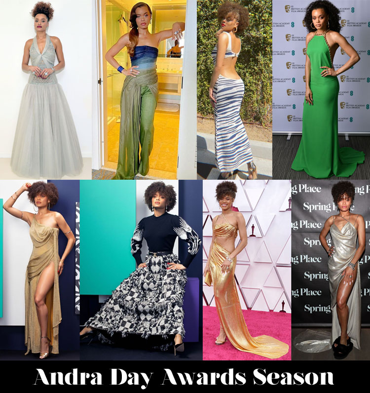 What Your Was Your Favourite Andra Day Awards Season Look?