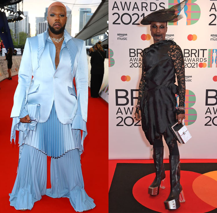 The BRIT Awards 2021 Menswear Roundup