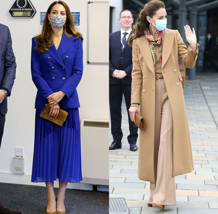 Catherine, Duchess of Cambridge's Looks From Her Scotland Tour