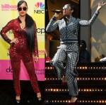H.E.R. Wore Christian Dior To The 2021 Billboard Music Awards