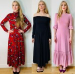 Lily Rabe Promotes 'The Underground Railroad' In Prabal Gurung, Khaite & The Vampire's Wife