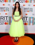 Olivia Rodrigo Wore Dior & Dior Haute Couture To The BRIT Awards 2021
