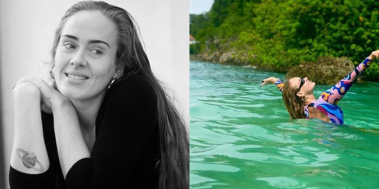 Adele Celebrates Her 33rd Birthday Wearing Altuzarra