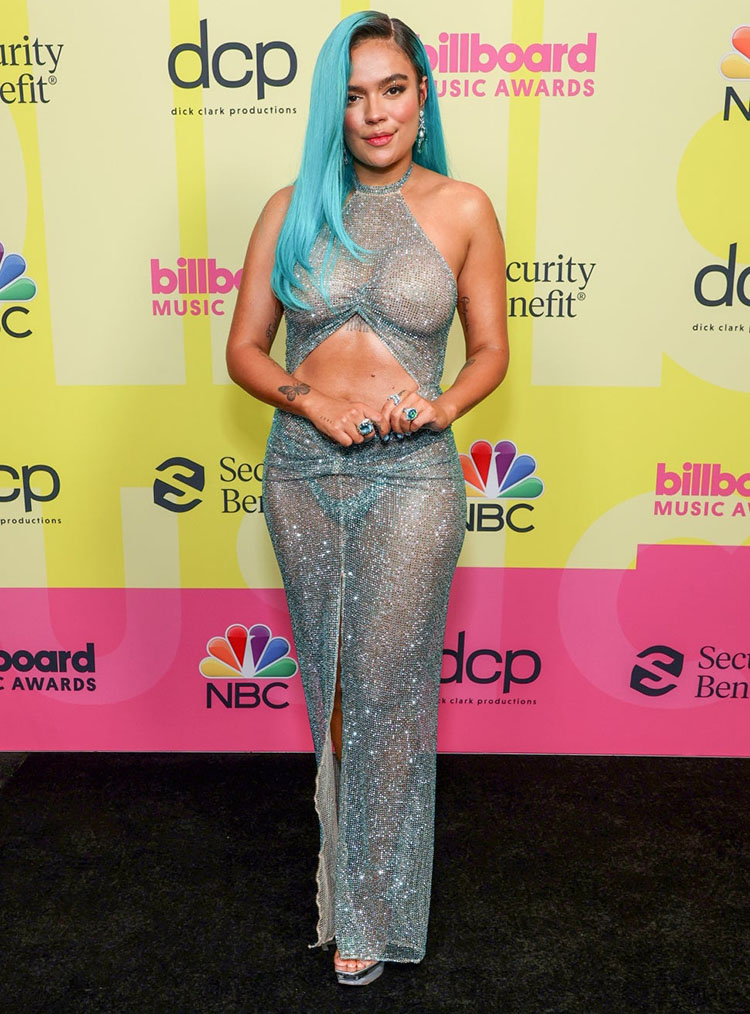 Karol G Billboard Music Awards