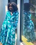 Lupita Nyong'o Wore Studio 189 For The 'Gram