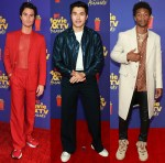 2021 MTV Movie & TV Awards Red Carpet Menswear Roundup