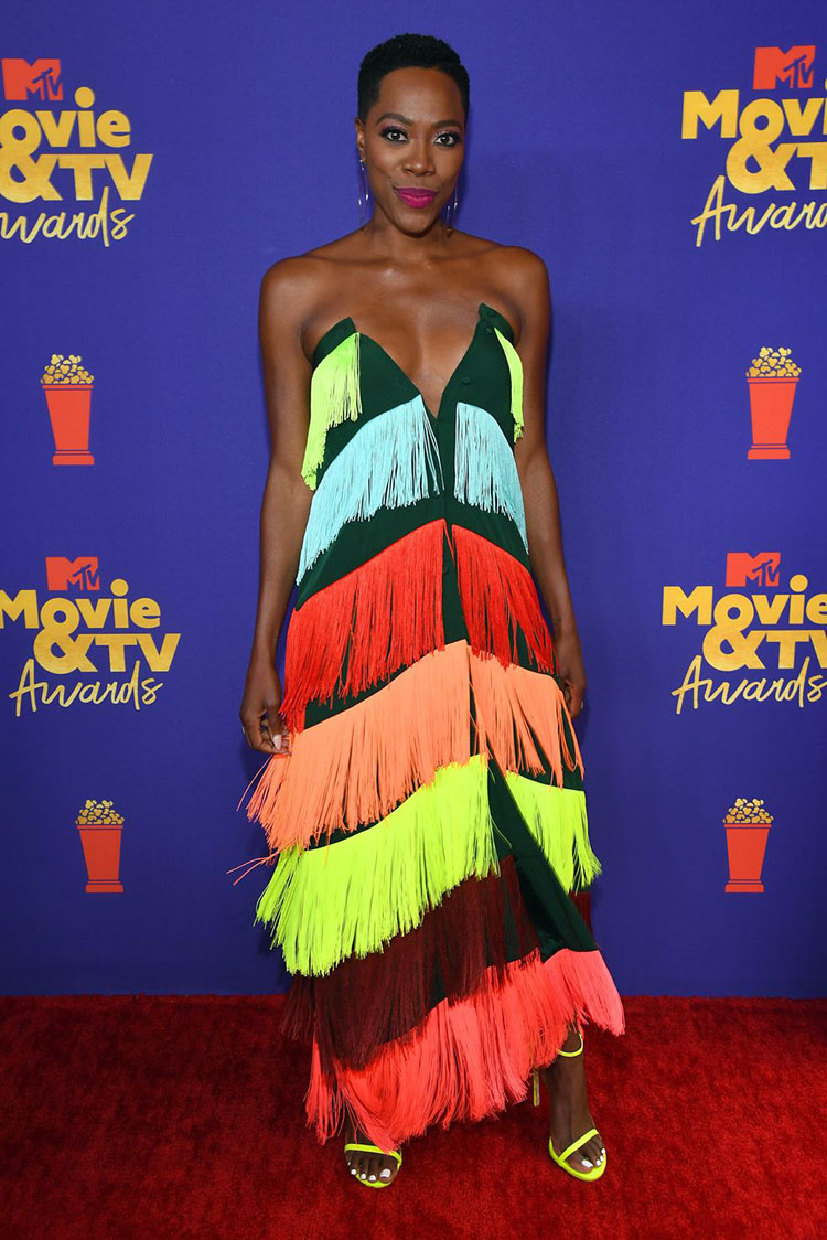 2021 MTV Movie & TV Awards Red Carpet Roundup