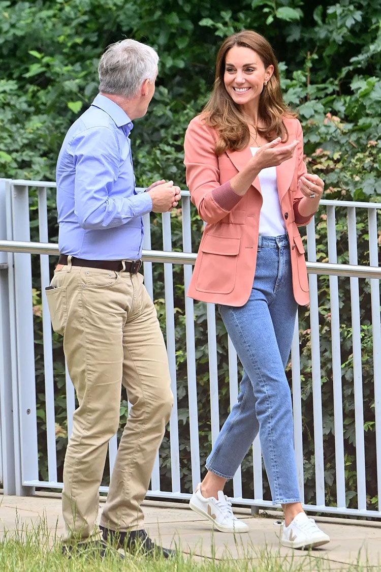 Catherine, Duchess of Cambridge Wore Chloe, & Other Stories For Her Natural History Museum Visit