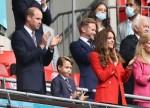 Catherine, Duchess of Cambridge Wore Zara For The England vs. Germany Euros 2020 Game