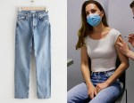 Catherine, Duchess of Cambridge's & Other Stories Favourite Cut Jeans