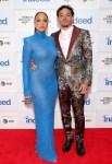 Jasmine Cephas Jones Wore Naeem Khan & Anthony Ramos Wore Dolce & Gabbana To The 'Blindspotting' Tribeca Film Festival Premiere
