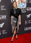 Leslie Grace Wore David Koma For The 'In The Heights' Los Angeles Latino International Film Festival Screening