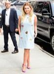 Abigail Breslin Wore Oscar de la Renta For Good Morning America