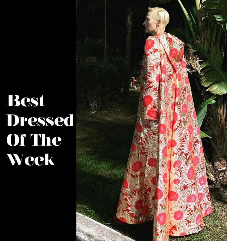 Best Dressed Of The Week - Tilda Swinton In The Vampire's Wife