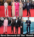 Best Dressed Man Of The Month & Best Dressed Of The Week