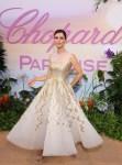 Catrinel Marlon Wore Rami Al Ali Couture To The Chopard Dinner