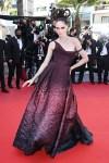 Coco Rocha Wore Christian Dior To The 'Aline, The Voice Of Love' Cannes Film Festival Premiere