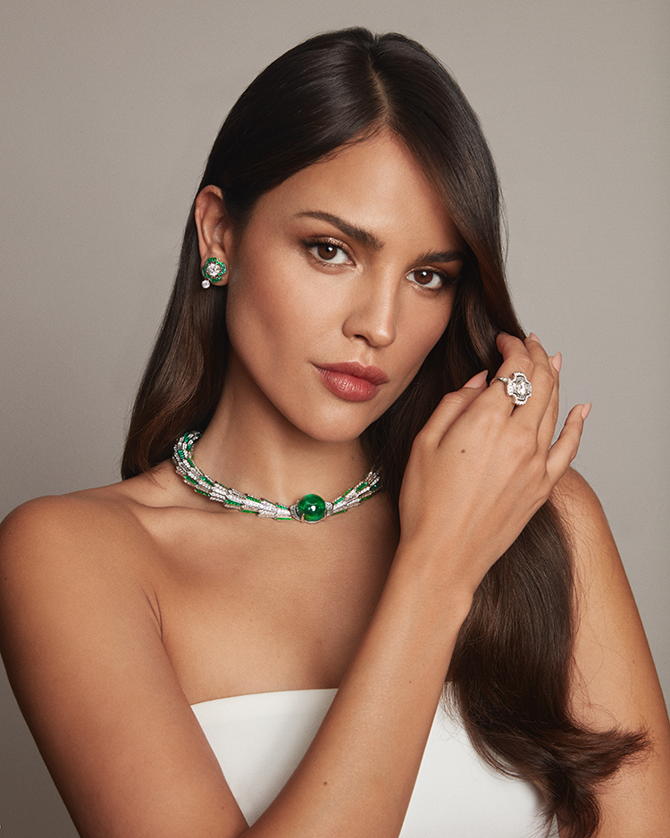 Eiza Gonzalez Joins Bvlgari As Their Newest Brand Ambassador