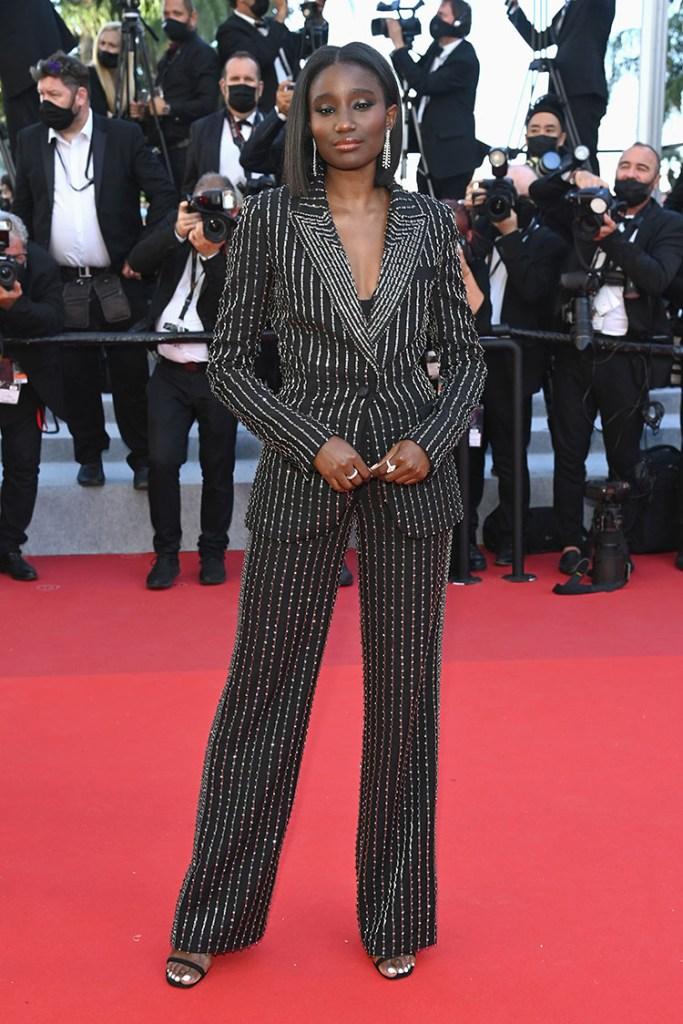 Karidja Touré Cannes Film Festival