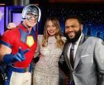 Margot Robbie Wore Magda Butrym On Jimmy Kimmel Live!