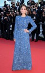 Marion Cotillard Wore Chanel For The  Cannes Film Festival 'Peaceful' Premiere & 'Bigger Than Us' Photocall
