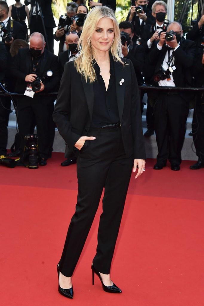 Melanie Laurent in Celine - Cannes Film Festival