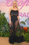 Poppy Delevingne Wore Paco Rabanne To The Chopard Paradise Dinner