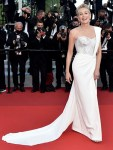 Sharon Stone Wore Dolce & Gabbana To The 'OSS 117: From Africa With Love' Cannes Film Festival Premiere