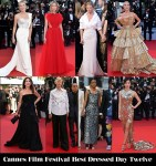 Who Was Your Best Dressed On Day Twelve Of Cannes Film Festival?