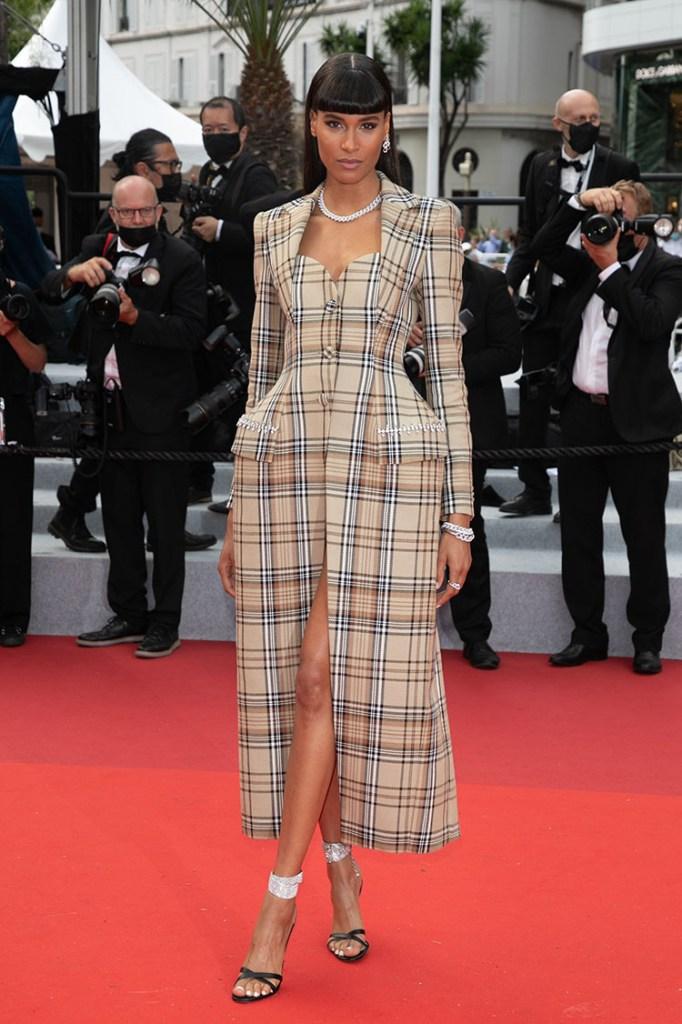 Cindy Bruna 'Les Intranquilles (The Restless)' Cannes Film Festival Premiere