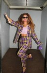 Beyonce Wore Vivienne Westwood For The 'Gram