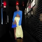 Jhené Aiko Wore Lionne For The Lionne Fall 2021 Fashion Show