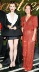 Lily Collins Wore Ronald van der Kemp Haute Couture To The Cartier Clash [Un]Limited Event