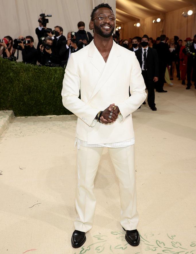 2021 Met Gala Menswear Roundup