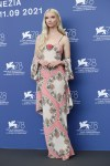Anya Taylor-Joy Wore Rodarte & Christian Dior Haute Couture For The 'Last Night In Soho' Photocall & Premiere