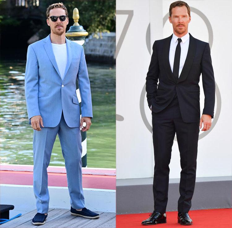 Benedict Cumberbatch Venice Film Festival
