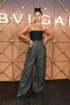 Eiza González Wore Khaite For The Bvlgari B.Zero1 Fashion Week Party