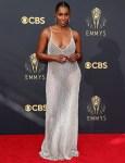 Issa Rae Wore Aliétte To The 2021 Emmy Awards