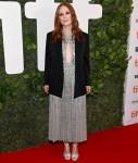 Julianne Moore Wore Celine To The 'Dear Evan Hansen' Toronto Film Festival Premiere